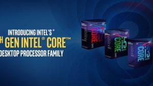 Los nuevos procesadores Intel Coffee Lake están desaparecidos en España