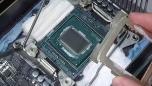 Los nuevos Intel Core i9 7980XE serán muy tragones con overclock