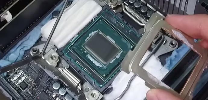 Ver noticia 'Los nuevos Intel Core i9 7980XE serán muy tragones con overclock'
