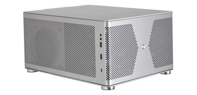 Ver noticia 'Lian Li lanza al mercado una familia de cajas de aluminio convertibles'