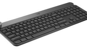 El nuevo teclado Logitech CRAFT es más inteligente que el resto