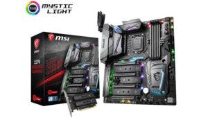 MSI lanza las Z370 Gaming Pro Carbon AC y Z370 GODLIKE Gaming