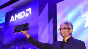 Raja Koduri se marcha de AMD para irse a Intel y crear GPUs dedicadas