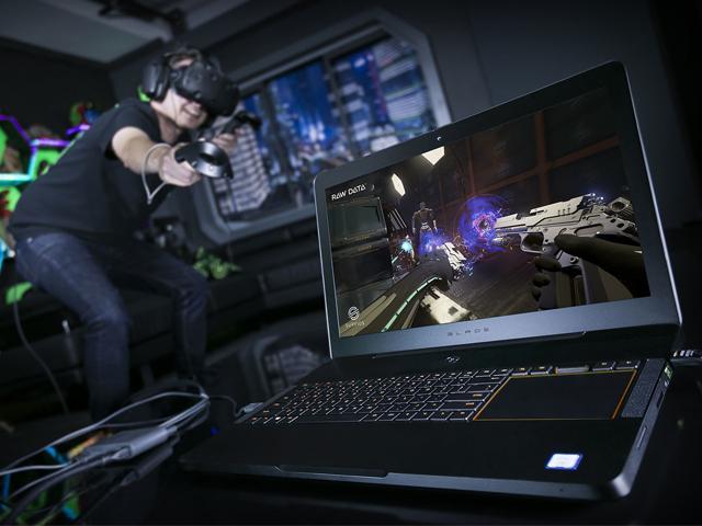 Ver noticia 'El nuevo Razer Blade Pro equipa una gráfica Geforce GTX 1060'