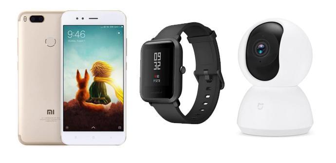 Ver noticia 'Sorteo: Cosecha de otoño de productos Xiaomi gracias a GearBest'