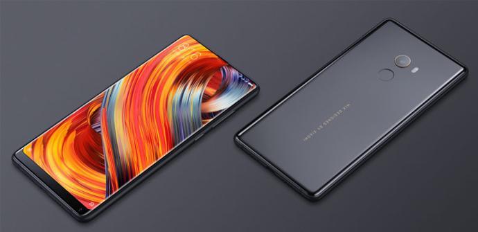 Ver noticia 'Ya disponible el Xiaomi Mi MIX 2, buque insignia de la marca'