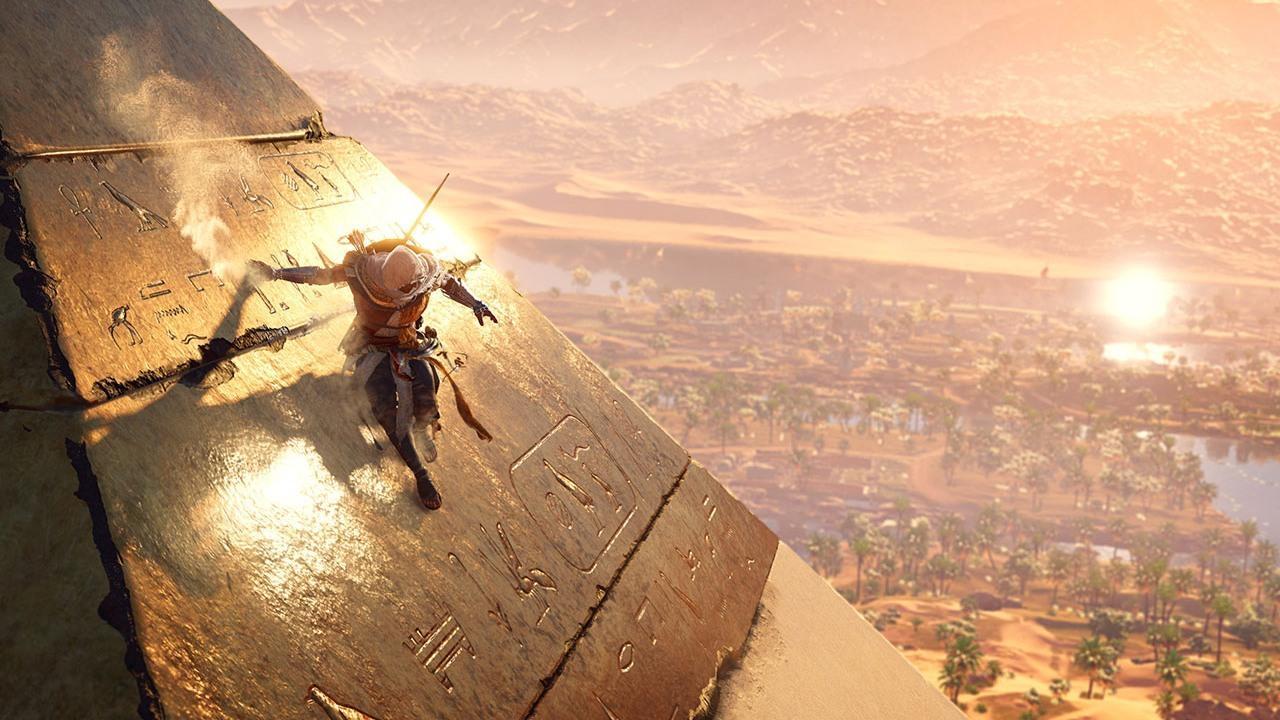 Analisis Assassins Creed Origins