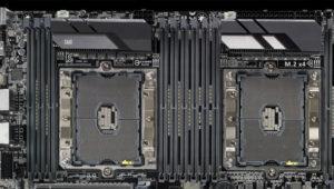 Asus lanza una placa con dos sockets para procesadores Intel Xeon