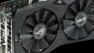 El tratamiento ROG Strix en la Radeon RX 560 EVO le sienta mal a la gráfica