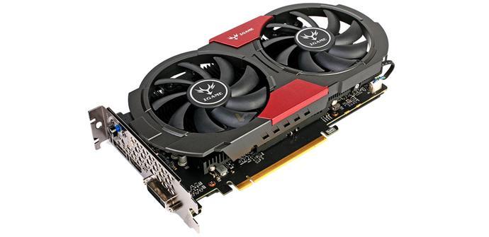 Ver noticia 'Colorful GeForce GTX 1050 Ti Vulcan X'