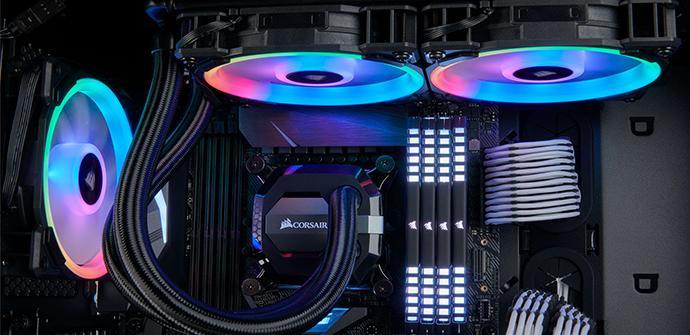 Ver noticia 'Análisis: Corsair LL140 RGB, ventiladores de alta gama a todo color'