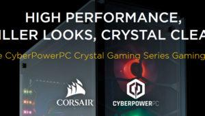 CyberPowerPC se alía con Corsair para ofrecer sistemas Intel Coffee Lake