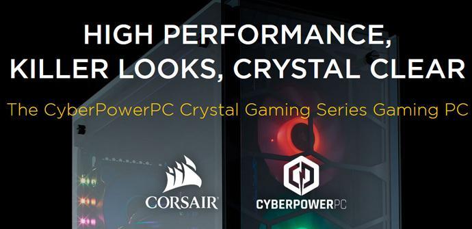 Ver noticia 'CyberPowerPC se alía con Corsair para ofrecer sistemas Intel Coffee Lake'