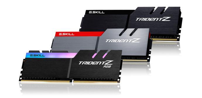 Ver noticia 'Solo G.Skill tiene las memorias DDR4 más rápidas para Intel Coffee Lake'