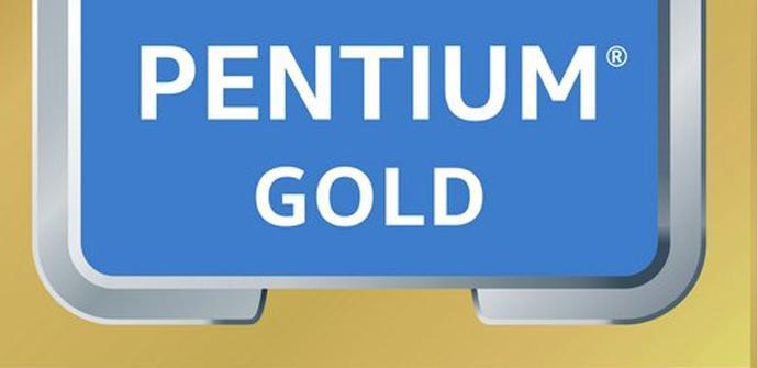 Intel Pentium Gold edit
