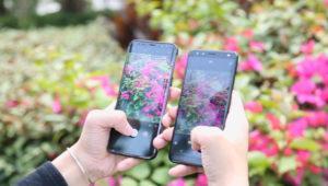Leagoo compara la cámara de su S8 con la del Samsung Galaxy S8+