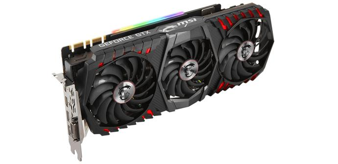 Ver noticia 'Máxima refrigeración con las nuevas MSI Geforce GTX 1080 Ti'