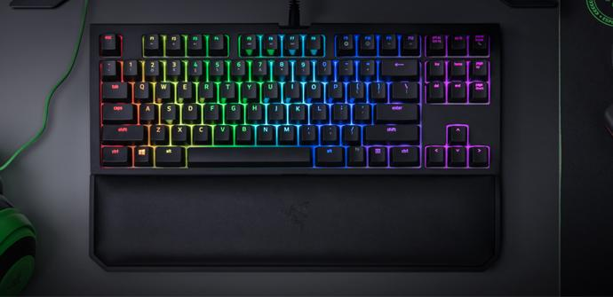 Ver noticia 'Razer BlackWidow Tournament Edition Chroma V2'