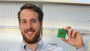 ¿Refrigeración en el propio chip? La universidad Purdue lo consigue
