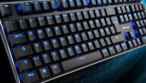 El Sharkoon PureWriter contará con interruptores mecánicos Kailh