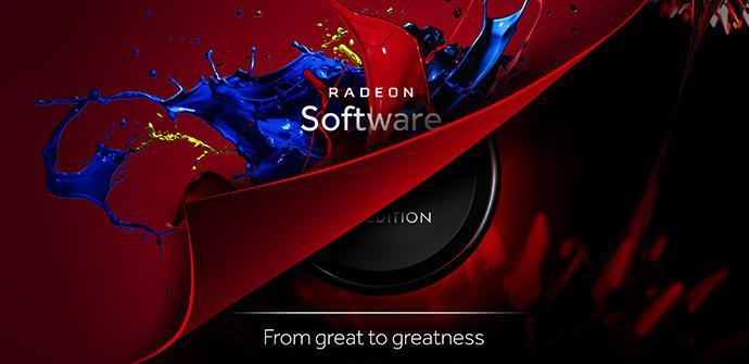 AMD Adrenaline Edition drivers edit