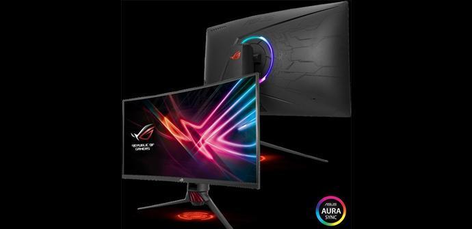 Ver noticia 'Asus XG32VQ, nuevo monitor para juegos de precio desorbitado'