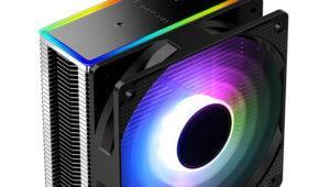 El Jonsbo CR-601 lleva la iluminación LED RGB hasta el límite