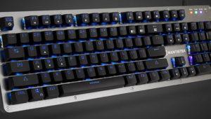 El teclado mecánico MantisTek GK2 viene con un keylogger