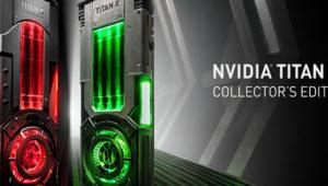 La Nvidia TITAN Xp Collectors Edition tendrá tema de la saga Star Wars