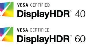 VESA establece la especificación DisplayHDR v1.0