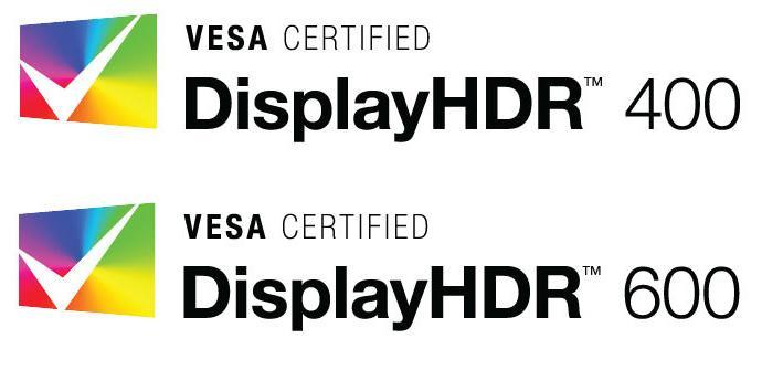 Ver noticia 'VESA establece la especificación DisplayHDR v1.0'