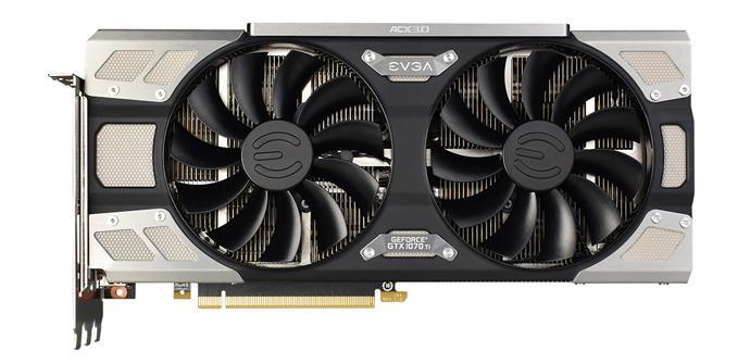 Ver noticia 'EVGA GeForce GTX 1070 Ti FTW Ultra Silent, nueva gráfica silenciosa'
