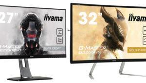 Iiyama tiene dos nuevos monitores gaming en su gama G-Master