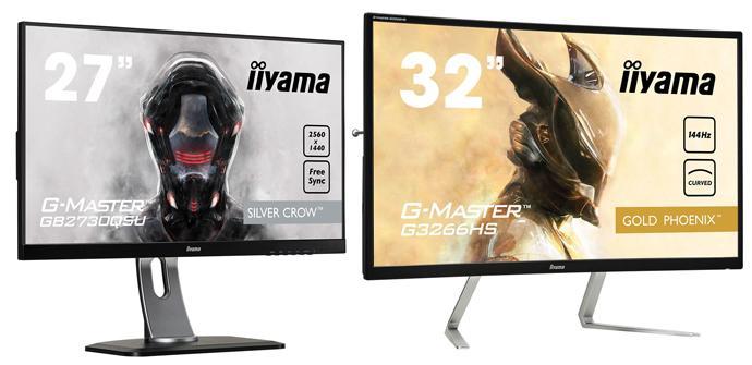 Ver noticia 'Iiyama tiene dos nuevos monitores gaming en su gama G-Master'