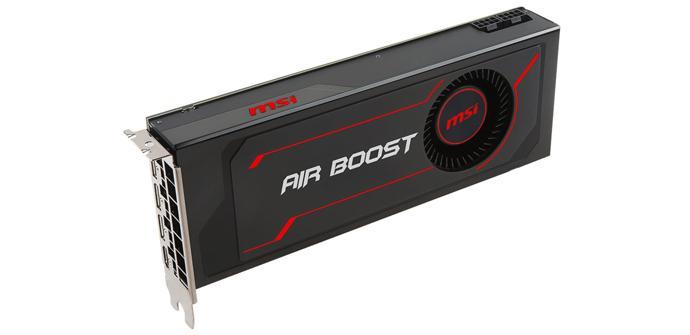 Ver noticia 'La MSI Radeon RX Vega 64 Air Boost no parece muy innovadora'