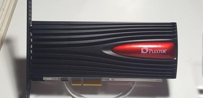 Ver noticia 'Plextor muestra el rendimiento de su SSD PCI-Express M9Pe'