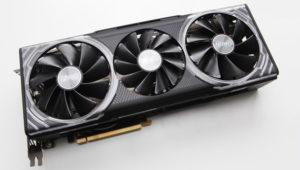 La Saphhire Radeon RX Vega Nitro+ emplea tres ventiladores de 100 mm