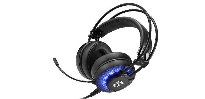 Ver noticia 'El Sharkoon SKILLER SGH2 será su primer casco estéreo con conector USB'