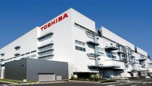 Toshiba va a construir una nueva fábrica de memorias NAND Flash