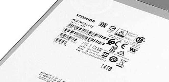 Ver noticia 'Toshiba alcanza los 14 TB con sus discos duros MG07ACA con CMR'