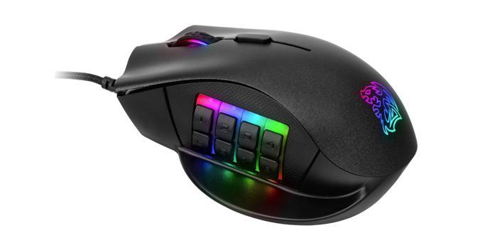Ver noticia 'Tt eSports anuncia su nuevo ratón Nemesis específico para MOBA y MMO'
