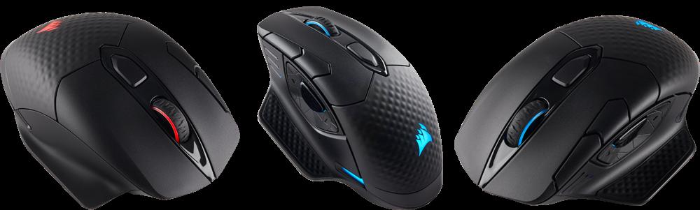 Nuevo ratón Corsair Dark Core RGB