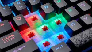 Review: Corsair K68 RGB, un teclado mecánico a prueba de líquidos