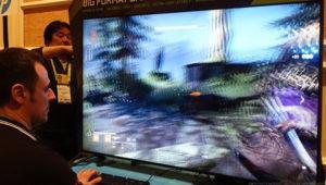 HP abre el camino a jugar con su monitor gaming de 65 pulgadas BFGD