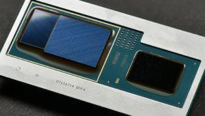 El Intel Core i7 8705G con Vega M es muy superior a la Nvidia MX150