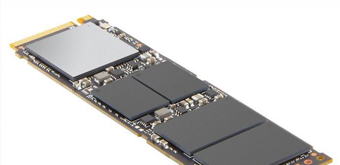 Intel SSD 760P render
