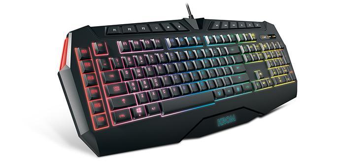 Ver noticia 'El teclado Gamer Krom Khaido no necesitará de software adicional para funcionar'
