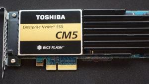 El RC100 fue la estrella de los dispositivos con memoria 3D NAND Flash de Toshiba
