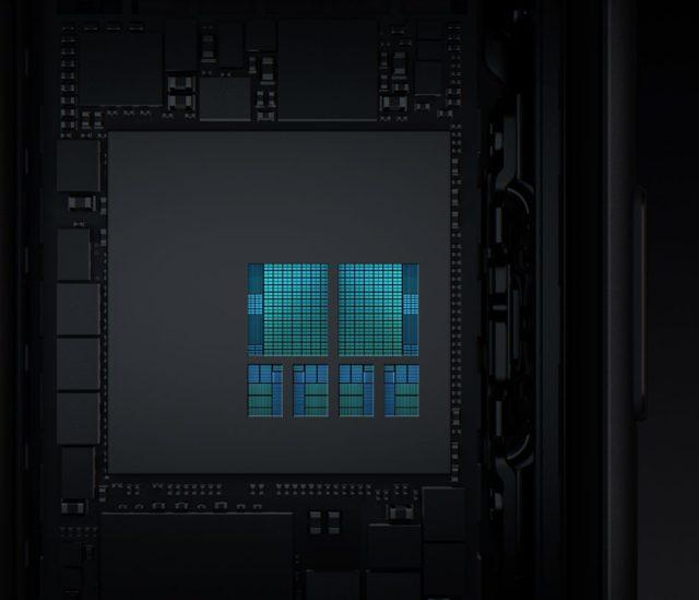 Chip A Apple TSMC