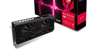 Primeras imágenes de la Sapphire Pulse Radeon RX Vega 56